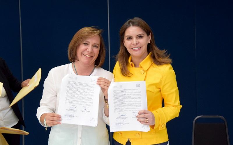 El encuentro contó con la asistencia de Laura Barrera Fortoul, directora general del Sistema DIF Nacional, quien agradeció la asistencia de cada una de las entidades federativas