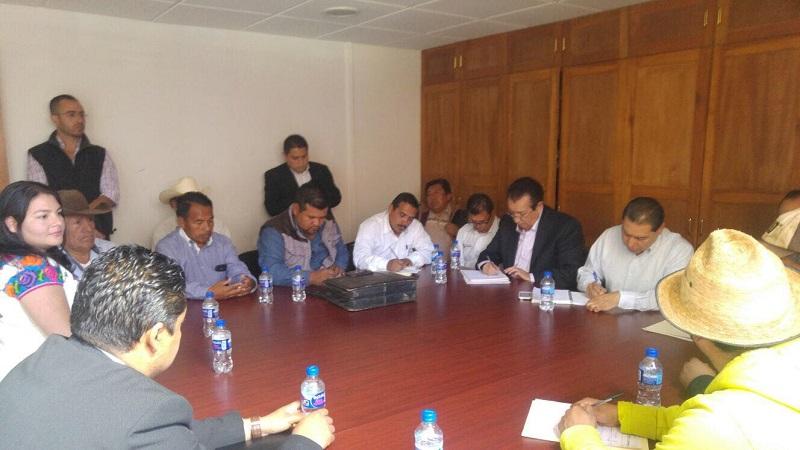 El Gobierno del Estado refrenda su llamado al diálogo como vía de solución a cualquier demanda