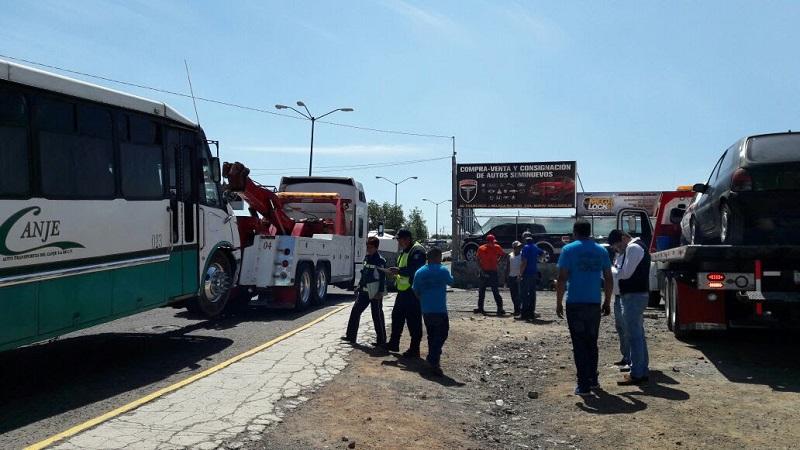 De acuerdo al titular de la SEMARNACC, Ricardo Luna, refirió que en Michoacán existe un padrón de 1.9 millones de vehículos automotores, de acuerdo con los registros de la Secretaría de Finanzas