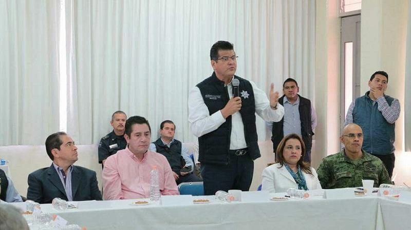 El presidente municipal de Hidalgo, Rubén Padilla Soto, destacó que en materia de la seguridad la participación ciudadana es prioritaria