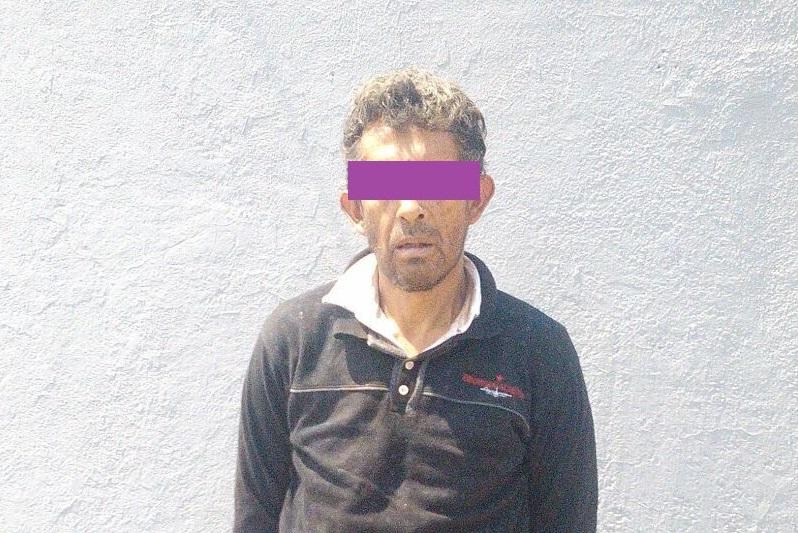 """Esta persona fue identificada con el nombre de Arturo J. de 50 años de edad, conocido con el alias de """"Don Gato"""""""