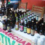 La cerveza artesanal local, nacional e internacional se exhibe en el Restaurante Nana Cutzi, ubicado en el Portal Hidalgo #3