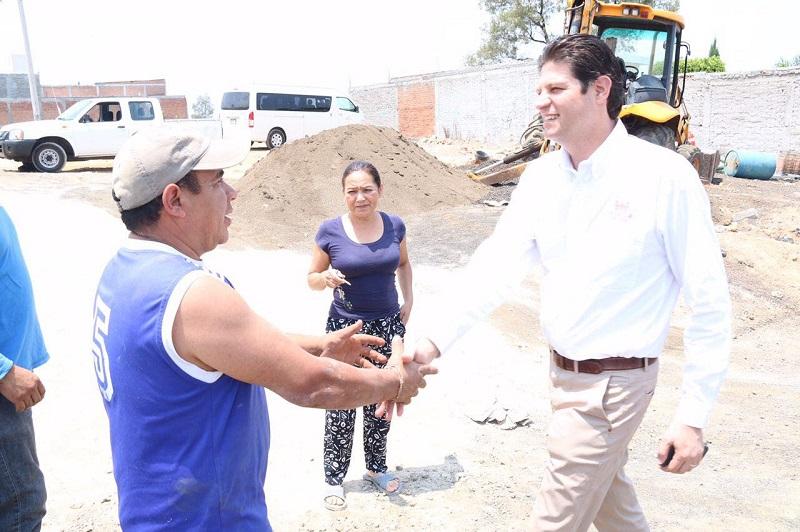 Martínez Alcázar, agregó que esta obra, al igual que todas las que se realizan en Morelia, además de contar con los más altos estándares de calidad, es incluyente y está pensada tanto en el automovilista como en el peatón