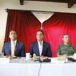 La reunión del Grupo de Coordinación Michoacán fue encabezada por el gobernador Silvano Aureoles