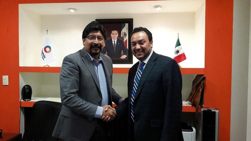Meléndez Arreola refrendó su compromiso de atender la encomienda que le han dado tanto el gobernador de Michoacán, Silvano Aureoles, como el titular de la Secretaría de Desarrollo Económico, Jesús Melgoza