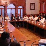 La instrucción del gobernador Silvano Aureoles es generar un diálogo de paz y reconciliación entre los pueblos originarios, por ello se diseñó una ruta de trabajo para coadyuvar y dar seguimiento a la búsqueda de soluciones
