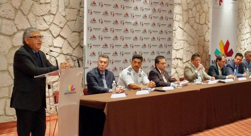 Maldonado Mendoza exhortó a Reyes Gamiz a incentivar a las y los michoacanos a acudir a las Oficinas de Rentas a cumplir con sus contribuciones