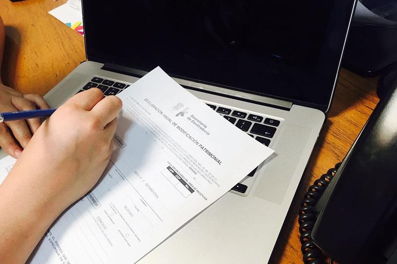 La Secoem apoya a los funcionarios públicos en la orientación para la elaboración de su declaración, a fin de que el requisito se presente en tiempo y forma