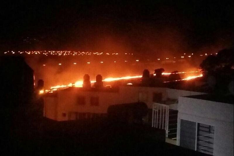 En los últimos días se han incrementado los incendios de pastizal en la zona urbana de Morelia y sus alrededores