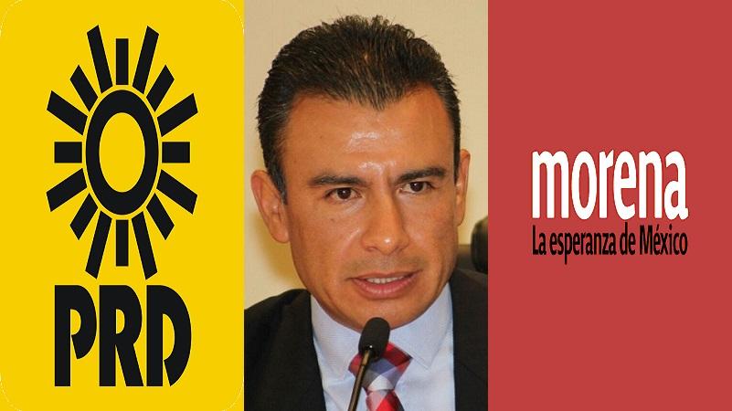 El ex secretario de Gobierno de Leonel Godoy Rangel se ha lanzado, igual que su padrino político, abiertamente a la campaña anticipada del dueño del Morena, Andrés Manuel López Obrador