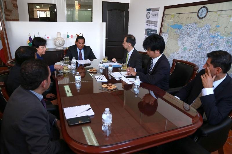 Durante este encuentro, los funcionarios japoneses manifestaron tener gran interés en Michoacán debido a que los ciudadanos de aquel país recomiendan visitar el estado cuando vienen a México, usando los vuelos comerciales directos que hay entre estos países