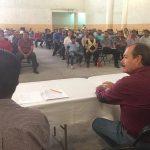 Silva Tejeda aseguró que los nuevos consejeros tienen la camiseta bien puesta y tienen bien clara la idea de que en junio de 2018 el PRI rescatará el gobierno municipal