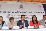 Diputados federales reconocieron el interés del presidente municipal por velar y conservar el patrimonio de los morelianos