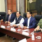 Silvano Aureoles aseguró que por parte del Gobierno del Estado existirá el apoyo necesario y permanente en materia de seguridad, pues el principal compromiso debe ser la paz y tranquilidad de los michoacanos