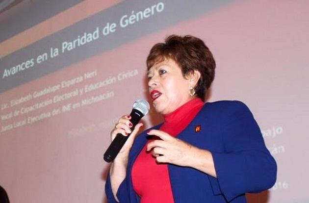 Flores García dijo que el Sectorial de Mujeres del PT hace un enérgico llamado a que se atienda con la verdadera urgencia que se requiere el tema, porque se trata de la realidad de las familias michoacanas que le duele a la gente