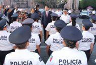 Martínez Alcázar explicó el trabajo que ha hecho el municipio en materia de proximidad, la consolidación de los Centros de Atención a Víctimas así como del Reglamento de Orden y Justicia Cívica, por lo que se pronunció por establecer un Programa Integral de Prevención que permita agrupar y reforzar este esquema