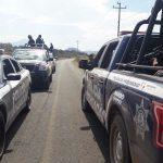 Tras la agresión, los elementos de la Policía Michoacán y Sedena aseguraron dos armas largas, así como dos camionetas marca Ford y Toyota que fueron puestas a disposición de la autoridad correspondiente.