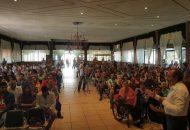 Víctor Silva tomó protesta a más de 300 consejeros políticos en Sahuayo, a quienes les pidió tomar decisiones pensando en el partido y en los ciudadanos