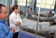 A todo el equipo médico, de enfemería, de apoyo y voluntarios, Rocío Beamonte dio las gracias, ya que con su esfuerzo y labor son capaces de transformar la vida de todos los beneficiarios