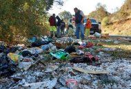 La brigada especial coordinada por el sindicato precisó que seguirá con los recorridos en las brechas y caminos rurales para retirar la basura que provoca daños a los mantos acuíferos pues muchos de esos desperdicios