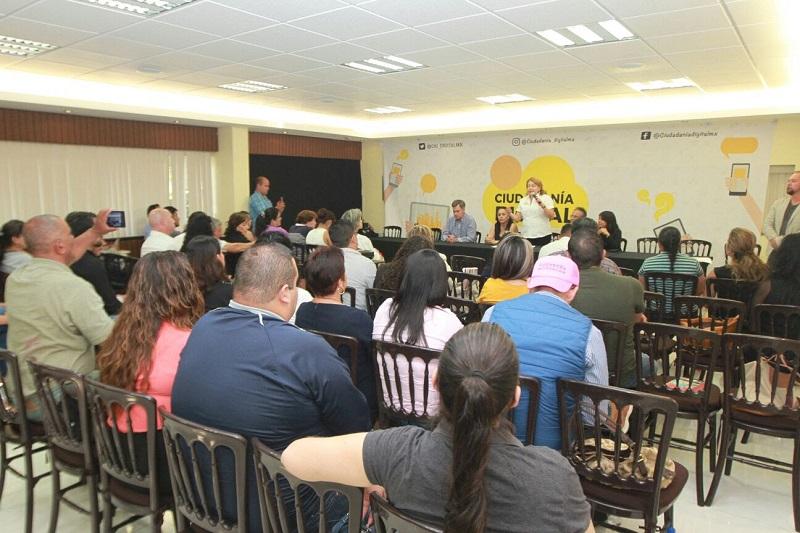 Portillo Ayala indicó que los perredistas tienen que ser propositivos a la hora de hacer conciencia política para asumir una postura digna de la izquierda