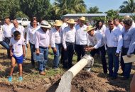 Entre las obras realizadas por la CEAC destaca la construcción de colectores y el emisor, con una inversión de 3 millones 370 mil pesos