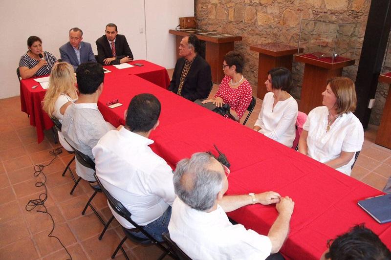 El Síndico Municipal encabezó la toma de protesta del Comité contra las Adicciones del municipio de Morelia