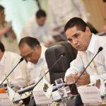 El gobernador de Michoacán participa en la LII Reunión Ordinaria de la Conago, en el estado de Morelos