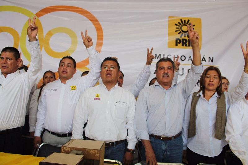Torres Piña enfatizó que el PRD no puede perder su objetivo fundamental es ser un instrumento de transformación social y debe evitar ser el amigo del poder y de lo que representan el PRI o el PAN, cuyos gobiernos y políticas mantienen al país en una crisis permanente
