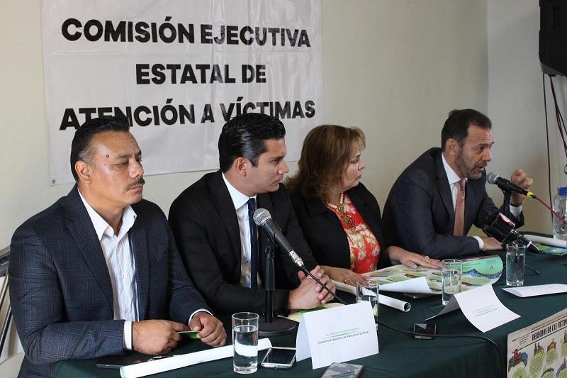 Los derechos ahí expuestos cubren cinco áreas: de información, atención, en caso de delito y de violación a los derechos humanos y cuando estos agravantes se combinan