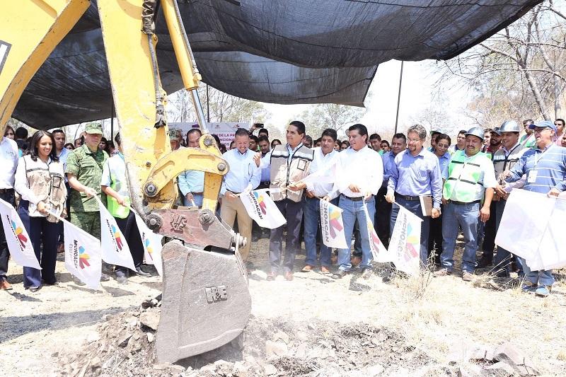 Sostiene reunión del Grupo de Coordinación Michoacán con todos los alcaldes de la región Ciénaga de Chapala