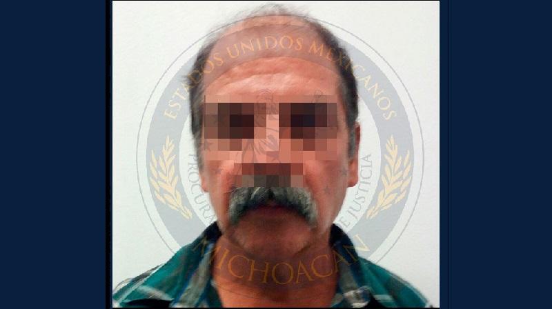 El imputado y el fusil fueron presentados ante la Procuraduría General de la República por su relación en el delito de violación a la Ley Federal de Armas de Fuego y Explosivos