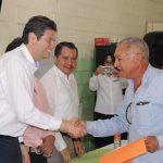 Ante el alcalde, integrantes de la Mesa Directiva del Mercado de Abastos rindieron protesta