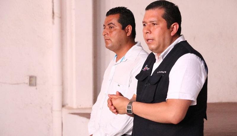 Barragán Vélez también se reunió con los asesores de la zona 07, a quienes invitó a trabajar en favor de los jóvenes para fomentar su arraigo en las comunidades y así potencializar el desarrollo de las mismas