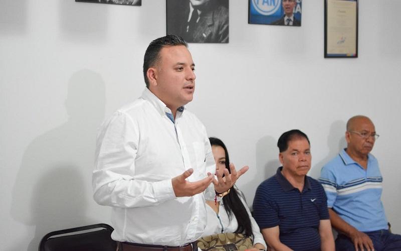 Quintana Martínez destacó la oportunidad de celebrar a los docentes que trabajan diariamente en la formación de los ciudadanos del futuro