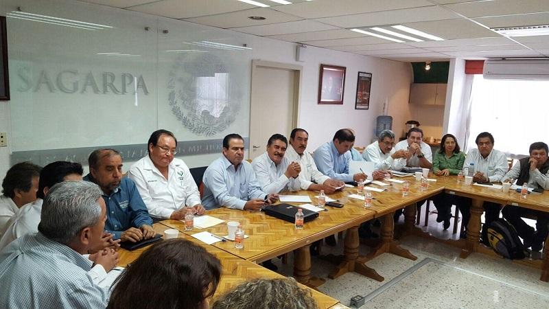 Ramiro Hernández García manifestó reiteradamente el compromiso y apoyo con el que contará la Delegación