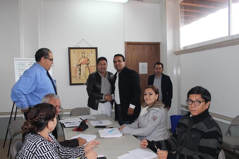Merino García reconoció el trabajo que se realiza en el sistema de captura implementado previo a la evaluación a la que se someterá el municipio ante organismos de carácter nacional y estatal en materia de transparencia y rendición de cuentas