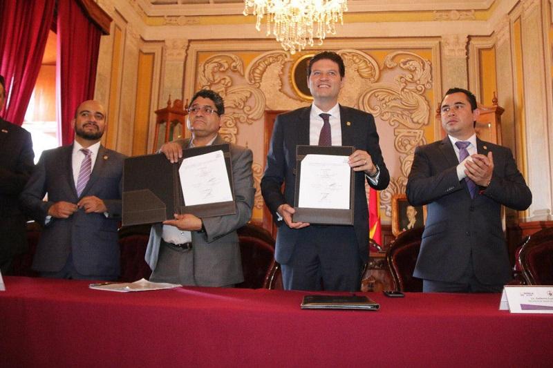 Es de señalar que con la firma de este convenio se tiene la expectativa de colaboración con los clubes y federación de migrantes, para dar asistencia a los paisanos en muchos temas