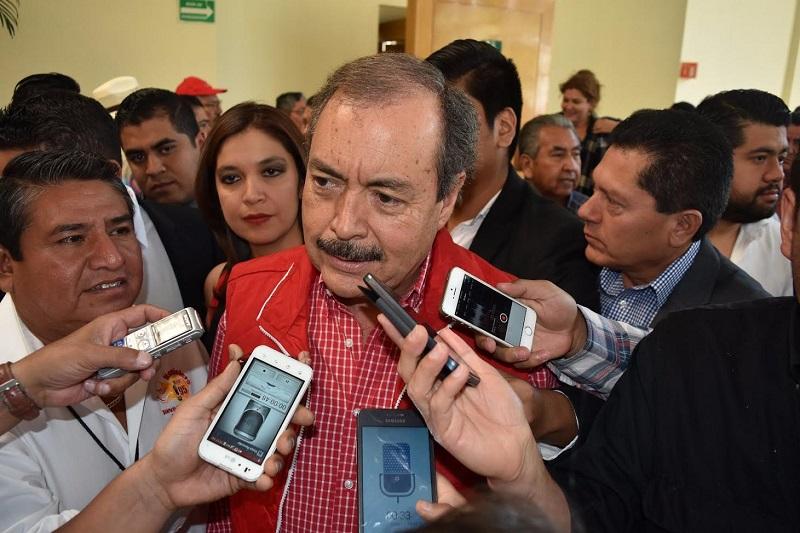 Víctor Silva se congratula por el pronunciamiento del Presidente Enrique Peña Nieto, quien aseguró que se garantizará la libertad de expresión en México, actuando con firmeza y determinación para detener y castigar a los responsables de tan deplorables actos