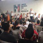 Se instaló el Consejo Político Municipal del PRI en Lázaro Cárdenas