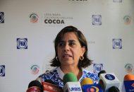 Calderón Hinojosa dio a conocer las propuestas planteadas para respaldar a los pequeños productores; llamó a hacer conciencia de la importancia del campo y la agricultura familiar