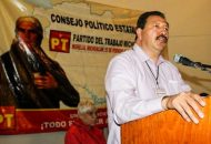 Sandoval Flores urgió a revertir la reforma laboral aprobada en 2013 por PRI, PAN y PRD