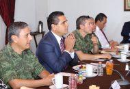 Aureoles Conejo dejó claro que la estrategia conjunta es la que da mejores resultados y permite lograr el objetivo superior de garantizar la paz social, la gobernabilidad y el desarrollo económico de la entidad