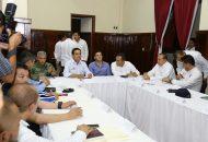 Aureoles Conejo destacó que gracias al constante y permanente trabajo coordinado en los operativos realizados entre los tres órdenes de Gobierno, se han logrado importantes resultados