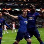 United se sumó a Bayern Munich, Ajax, Juventus y Chelsea como los únicos equipos que han ganado todas las competencias europeas de clubes: Champions (Copa de Europa), Liga Europa (Copa UEFA), Supercopa y Recopa