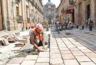 Sosa Tapia destacó la infraestructura implementada, que no solo será de beneficio para los peatones sino también para ciclistas y personas con discapacidad