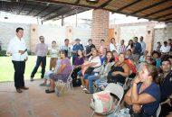 """""""En el PRD trabajamos del lado de la gente, escuchamos sus inquietudes y buscamos soluciones juntos a los problemas sociales, el Sol Azteca es el partido más grande y sólido de la izquierda de este país"""", dijo Antonio García"""