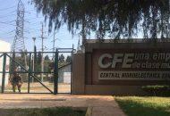Fue hasta la tarde de este viernes que se reportó al número de emergencias 911 que en la presa de Zumpimito localizada dentro de las instalaciones de la CFE, se encontraban los cuerpos de los dos jóvenes