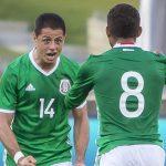 El próximo 1 de junio, el mexicano cumplirá 29 años y podrá jugar con el Tri el segundo partido amistoso de esta gira ante Irlanda