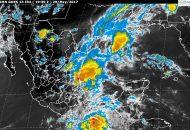 Para Coahuila, Nuevo León y Tamaulipas se pronostican vientos con rachas mayores a 60 km/h con posibles tolvaneras, torbellinos o tornados